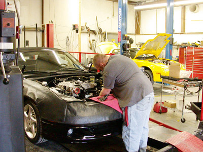 Engine Installation And Auto Repair By Eddies PerformanceEddies - Muscle car repair