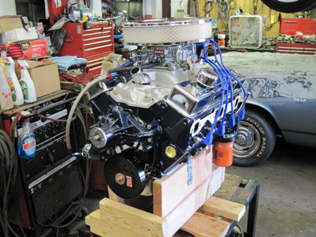 Chevy Crate Engines Chevy 350 390 Hp Stage Two Chevy Crate