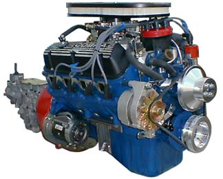 ford 351 engine Quotes