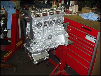 honda vtec crate engines