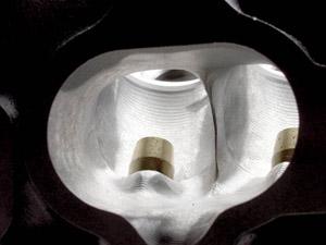 Image Result For Honda Cylinder Head Port And Polisha